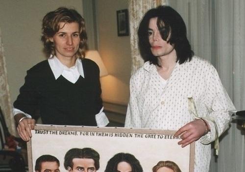 rare: MJ IN PAJAMAS♥ ♥ ♥ ♥ really cute