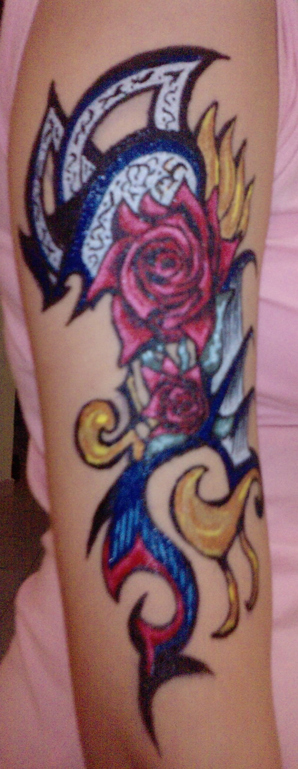 rose - Tattoos Photo (16001821) - Fanpop fanclubs!