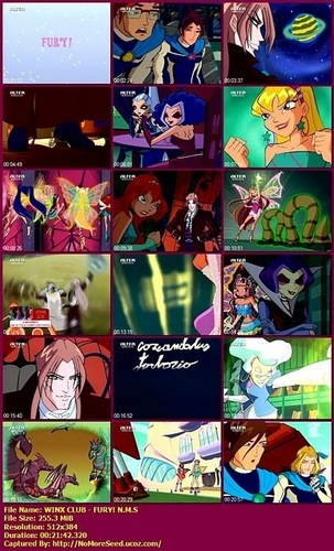 winxclub Greece-Fury!(alter channel)