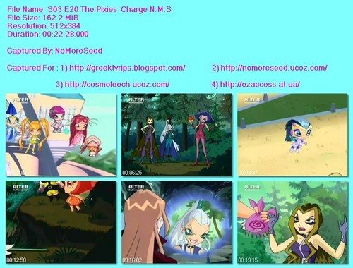 winxclub Greece-the pixies charge(alter channel)