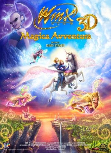 winxclub magica avventura