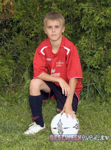 young justin so cute
