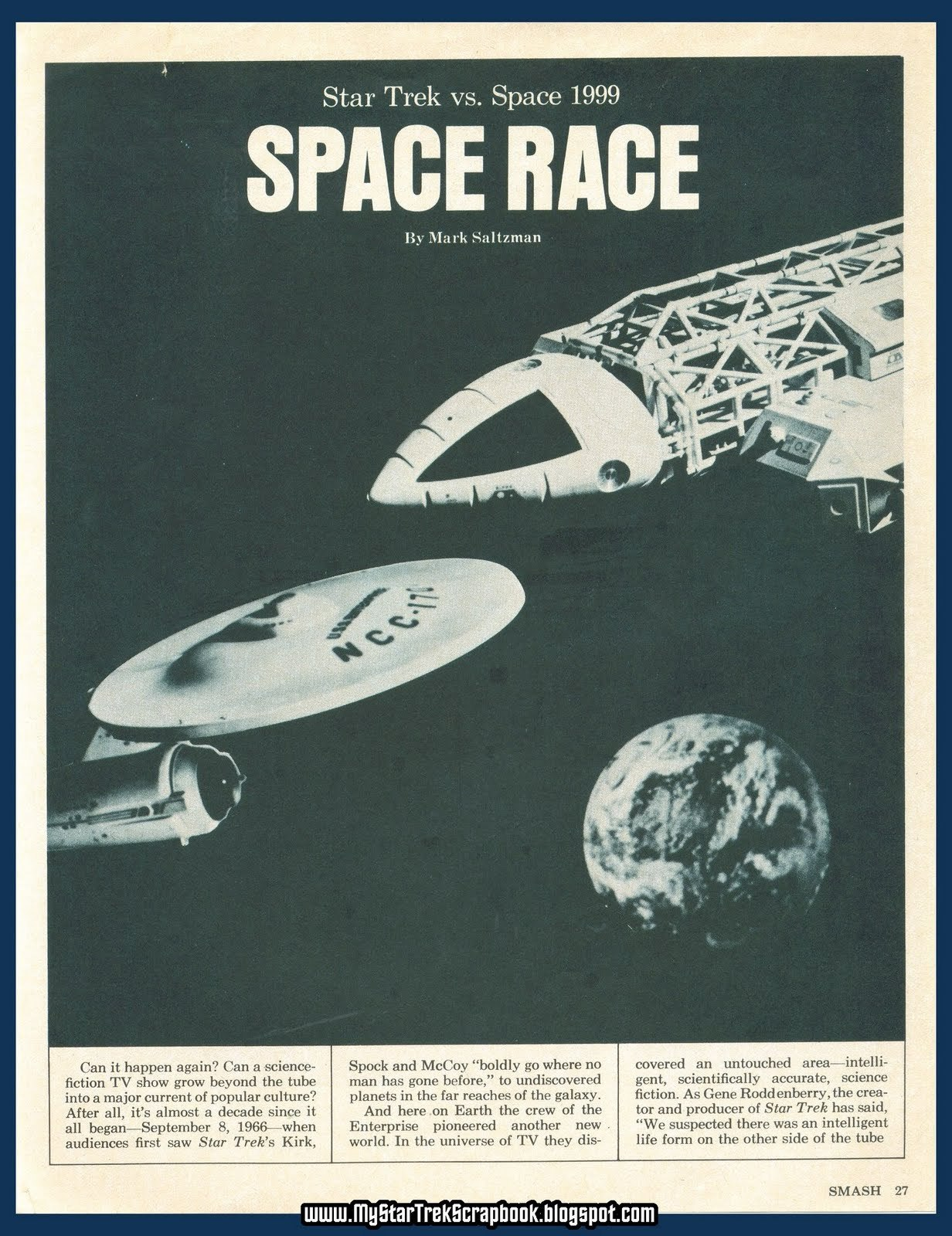 Federation Space Game