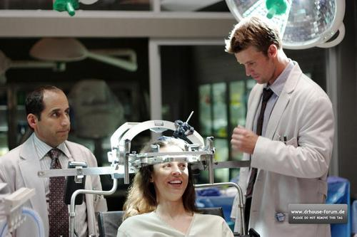 7x04 - 'Massage Therapy' - Behind the Scenes