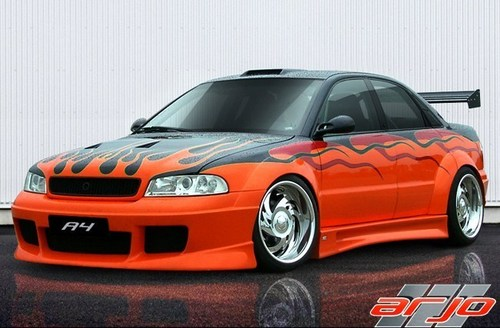 AUDI A4 TUNING