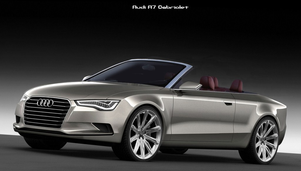 Audi Images Audi A7 Cabriolet Hd Wallpaper And Background Photos
