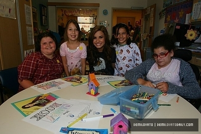 AUGUST 25TH - Visits a Children's Hospital in Massachusetts