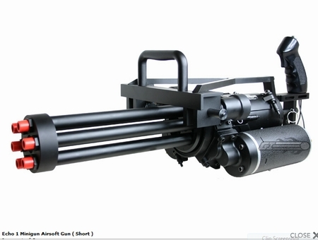 Airsoft images Airsoft Minigun >:D wallpaper and background photos