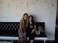 Alyssa Shouse and Melissa Ordway