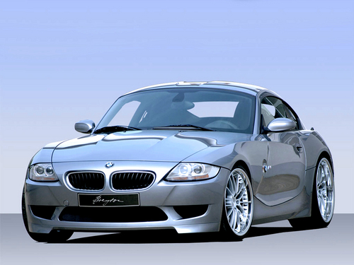 BMW Z4 M COUPE - bmw Wallpaper