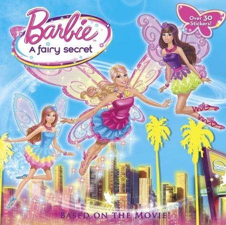 Barbie Fairy Secret Book
