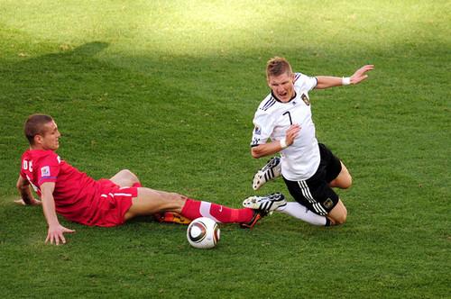 Bastian Schweinsteiger 2017 World Cup