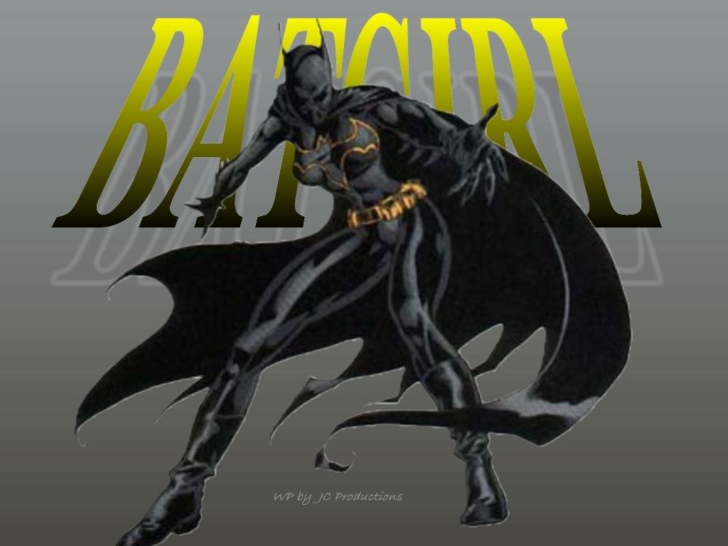 batgirl from dc comics wallpaper - photo #18