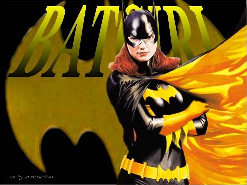 batgirl from dc comics wallpaper - photo #14