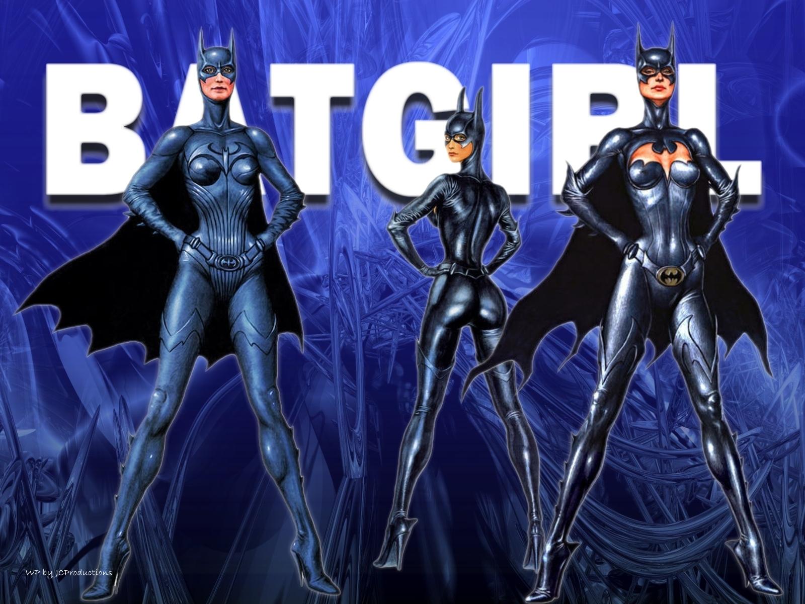batgirl from dc comics wallpaper - photo #7