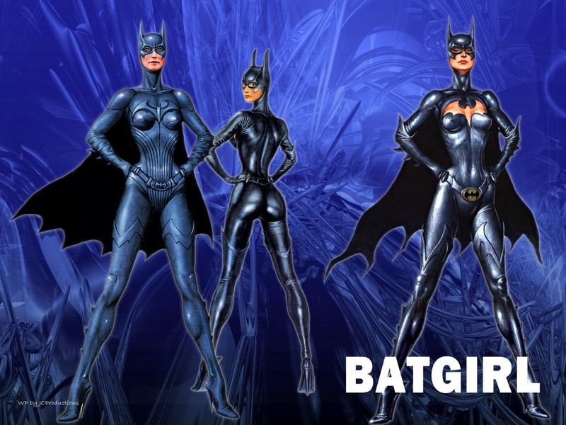 dc comics wallpaper. Batgirl - DC Comics Wallpaper