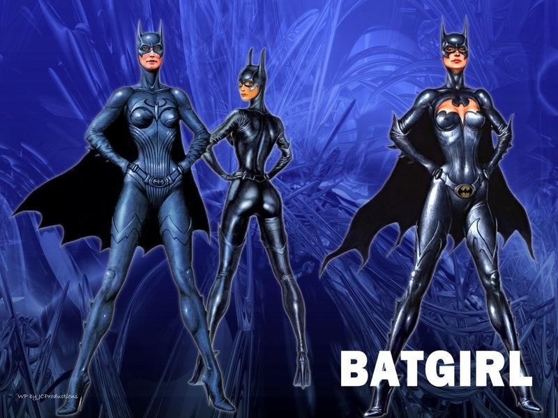 dc comics wallpapers. Batgirl - DC Comics Wallpaper