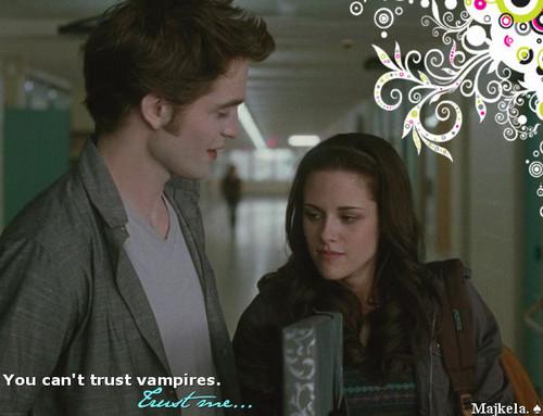 Bella and Edward - New Moon