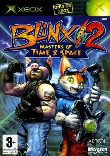 Blinx 2 Masters of Time and अंतरिक्ष