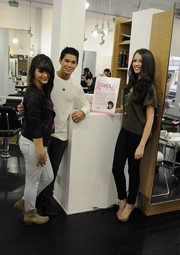 Boo Boo Stewart at the event Gavert Atelier 06.10.10