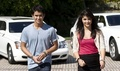 Booboo Stewart and him sister gor the Henry Flores - twilight-series photo