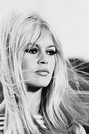 Brigitte Bardot Hintergrund containing a portrait called Brigitte