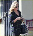 Brittany out in Studio City