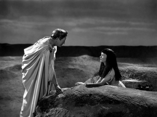 Caesar and Cleopatra - classic-movies Wallpaper