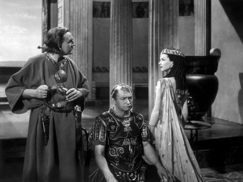 Classic movies images caesar and cleopatra hd wallpaper - Caesar hd wallpaper ...