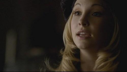 Caroline Forbes :)