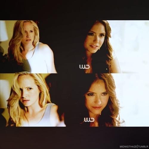 Caroline and Kathrine