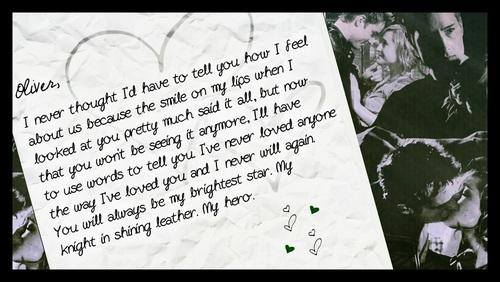 Chlollie Letter