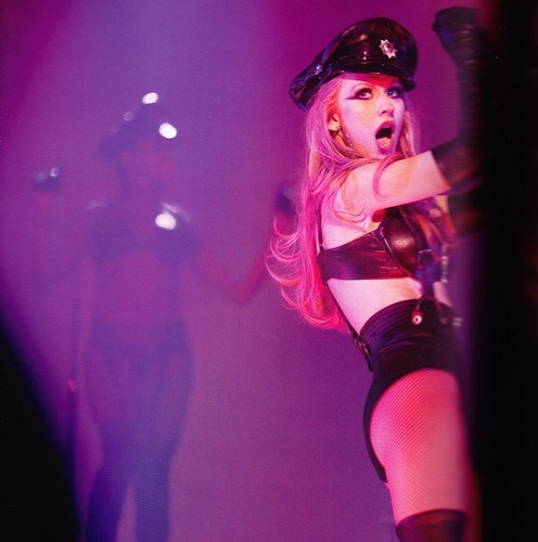 Christina's Burlesque stills