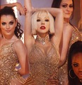 Christina's Burlesque stills - christina-aguilera photo