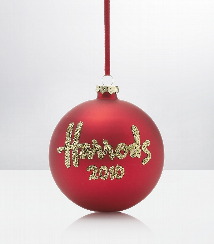 Christmas decoration harrods photo 16186389 fanpop for Xmas decoration images