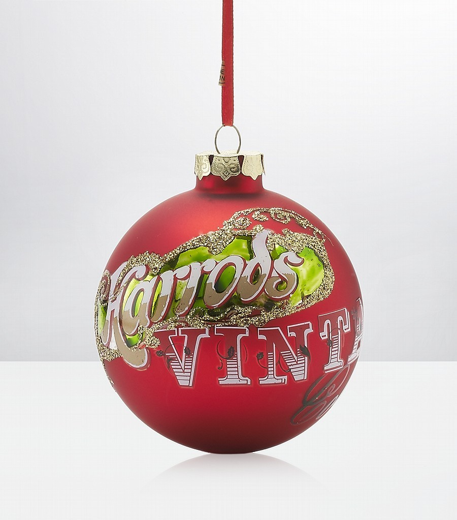 Christmas decoration harrods photo 16186467 fanpop for Decoration image