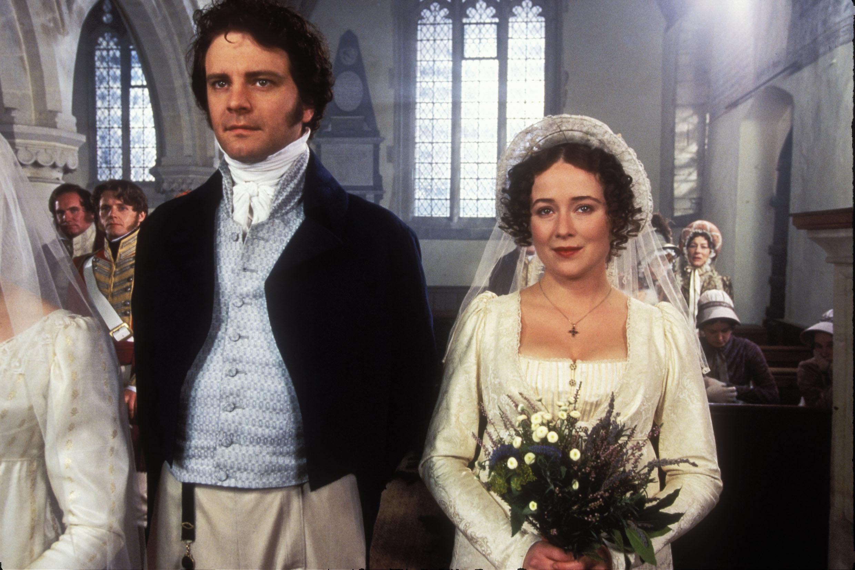 Colin Firth Mr. Darcy Pride and Prejudice