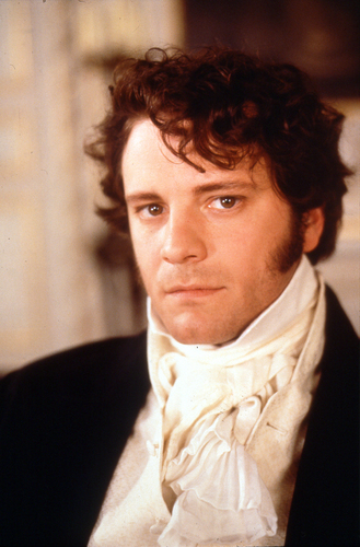 Colin Firth Mr. Darcy Pride and Prejudice