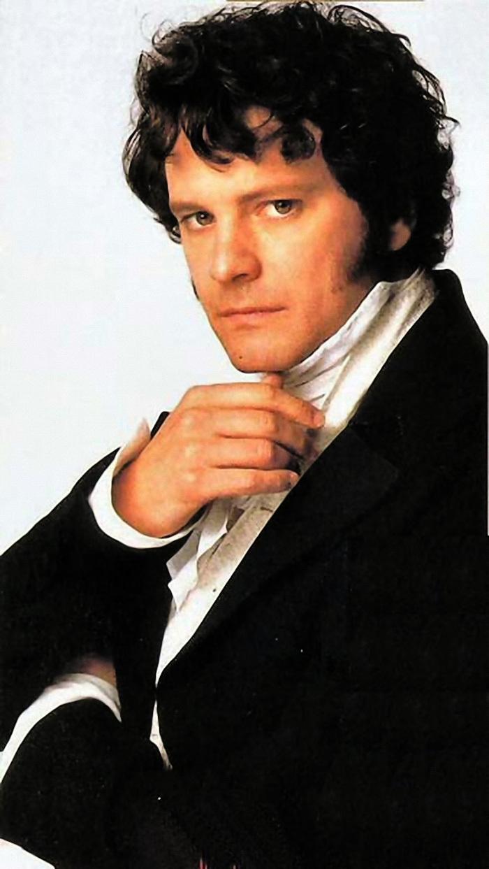 Colin Firth Pride and Prejudice Darcy