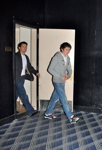 Damian and Ryan