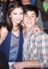 David and Selena/Delena