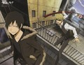 Durarara!!- Izaya Shizuo - anime-guys photo