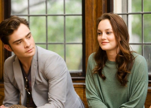 Ed and Leighton September 23 GG set visit