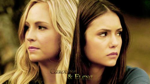 Elena/Caroline ღ