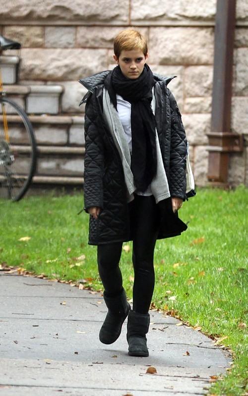 Emma at Brown University