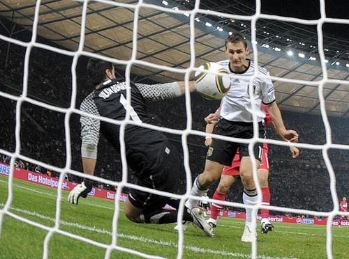 Euro 2012 Qualifiers - Turkey (0) vs Germany (3)