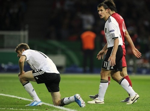 Euro 2012 Qualifiers - Turkey (0) vs Germany (3)