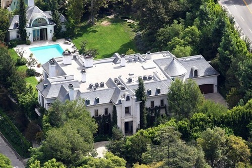FILE PHOTO: The Beverly Hills Mansion Where Michael Jackson Died