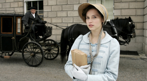 Felicity Jones - Northanger Abbey