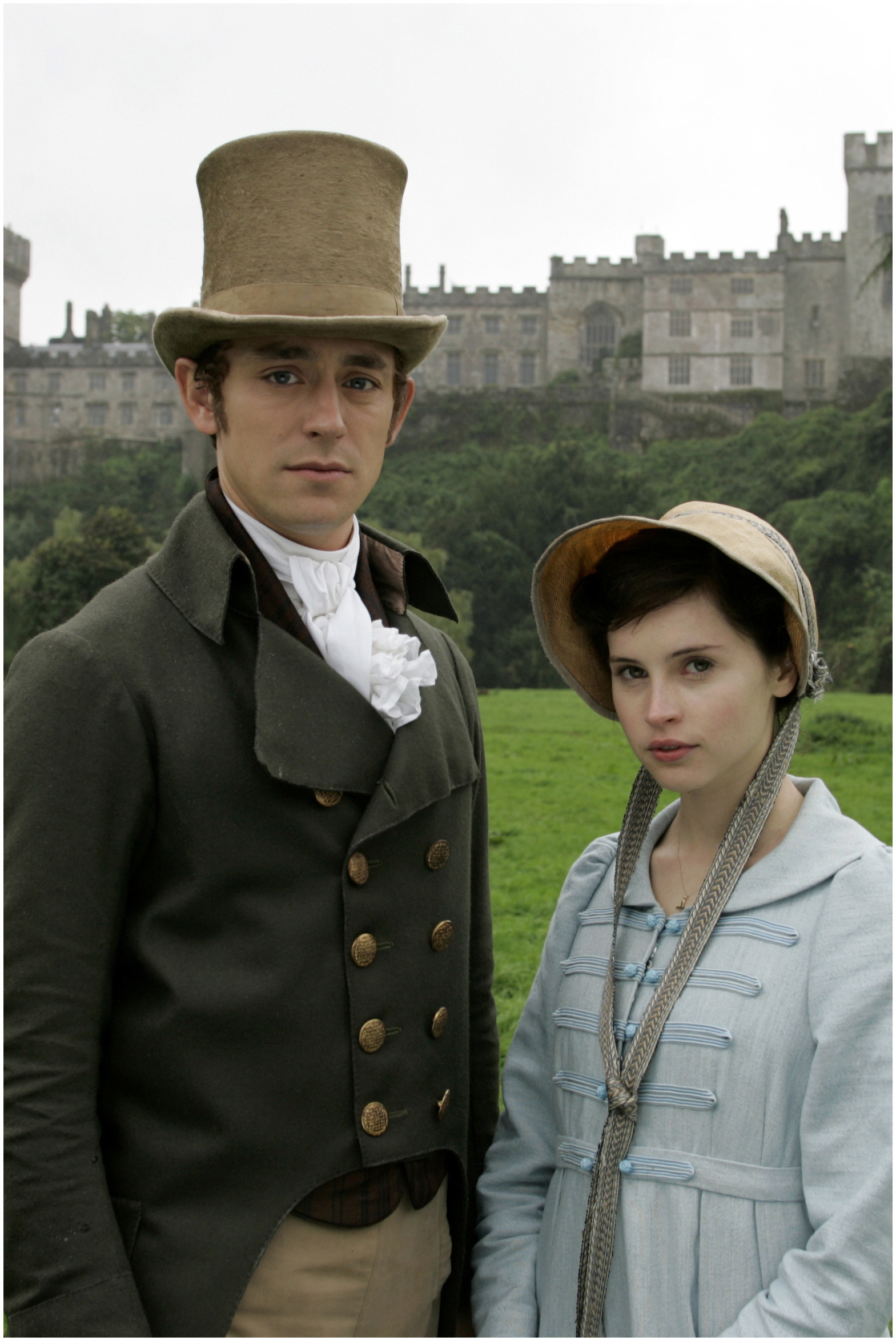 Felicity Jones - Northanger Abbey - Felicity Jones Photo ...